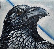 Raven King by Melanie Pople