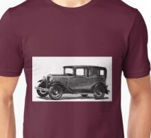 In the end of Night ... arises the Model A Ford ... a legendary car, ideal for illustrated stickers, phone shell etc...  2015  (c)(t) 01 by Olao-Olavia / Okaio Créations Unisex T-Shirt