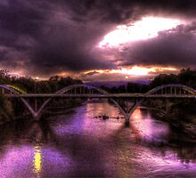 Caveman bridge hdr by Jeannie Peters