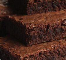 brownie Sticker