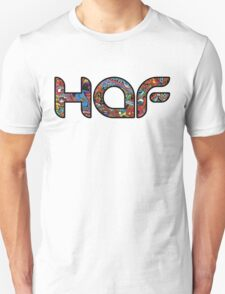 Hippy Print T-Shirt