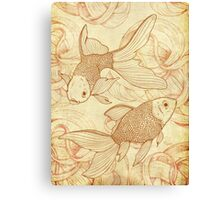 Goldfishes Nr. 2 Canvas Print