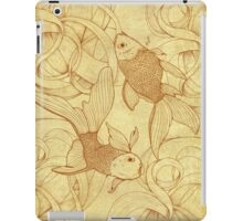 Goldfishes Nr. 2 iPad Case/Skin
