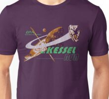 The Kessel Run (weathered) Unisex T-Shirt