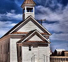 The Little White Church by Carla Jensen