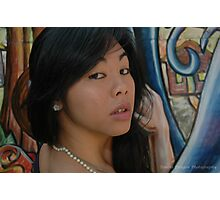 """"""" Beauty and sophistication """". Photographic Print"""