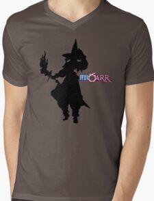 FFXIV-RR - Black Mage Mens V-Neck T-Shirt