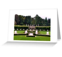 Longwood Greeting Card