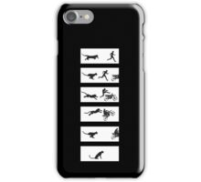 Cheetah Run iPhone Case/Skin