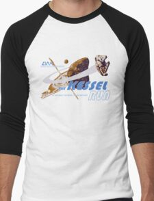 The Kessel Run Men's Baseball ¾ T-Shirt