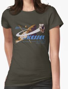 The Kessel Run Womens Fitted T-Shirt