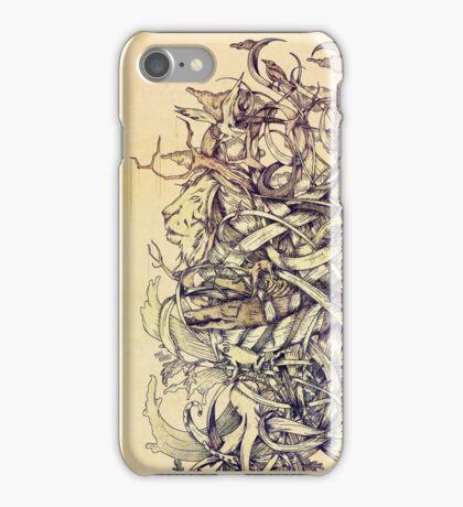 Earth, Air & Water iPhone Case/Skin