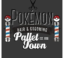 PokeBarber by zcrb
