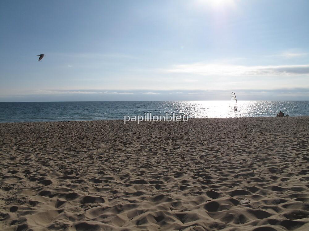 Sand, Sea and Sky by Pamela Jayne Smith