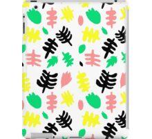 Paradise Tropic white iPad Case/Skin
