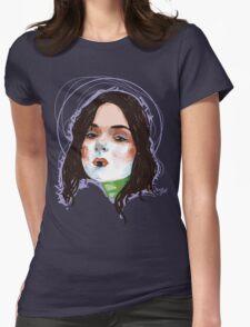 Heart Starter Womens Fitted T-Shirt