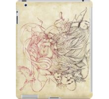 Listen to your Soul iPad Case/Skin