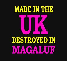 Made in the UK destroyed in Magaluf Tank Top