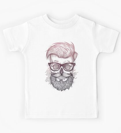 Hipster is Dead Kids Tee