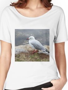 Seagul  1.0 Women's Relaxed Fit T-Shirt