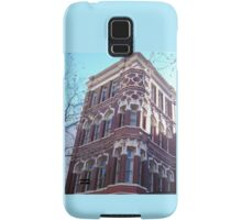 Regal Red Samsung Galaxy Case/Skin