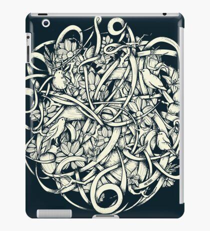 Bird O' Clock iPad Case/Skin