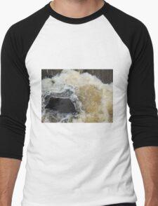 Water Over The Weir, Cataract Gorge, Launceston, Tasmania, Australia. T-Shirt