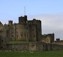 Alnwick Castle 2 by Waggywag