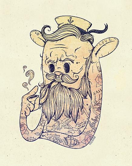 Hello Sailor!! by mikekoubou