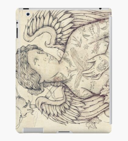 Lost in Heaven iPad Case/Skin