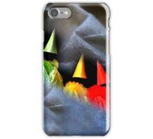 Earth sprites iPhone Case/Skin
