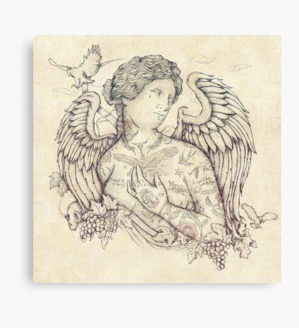 Lost in Heaven Canvas Print
