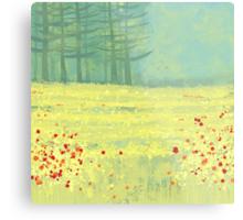 Meadow near Périgueux Metal Print