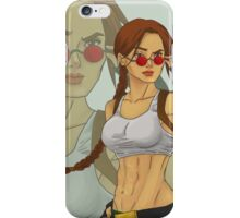 south pacific iPhone Case/Skin