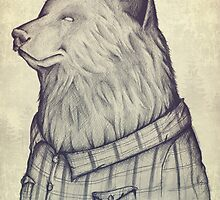 The Wild Lumberjack by mikekoubou