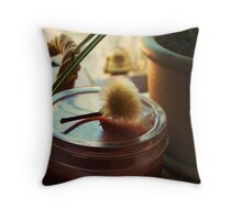 Dandilion......Picked Throw Pillow