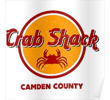 Crab Shack: Camden County Poster