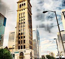 Clocktower - Denver by Luca Renoldi
