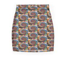 CRAYON MELTDOWN Pencil Skirt