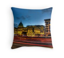 The Mitchell Library Throw Pillow