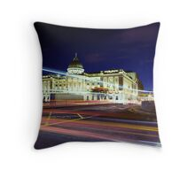 Mitchell Library Throw Pillow