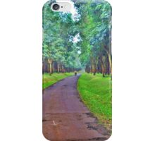 Staying on the Path iPhone Case/Skin