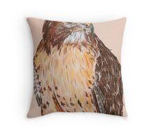 Hawk Throw Pillow