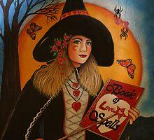 BOOK OF LOVE SPELLS by SueMiller