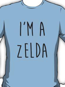 I'm a Zelda T-Shirt