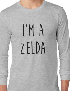 I'm a Zelda Long Sleeve T-Shirt