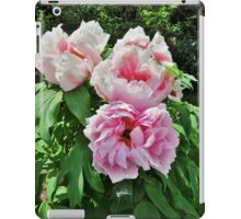 Tree Peony  From Crimea iPad Case/Skin