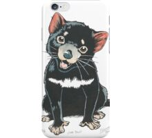 Baby Tasmainan devil iPhone Case/Skin