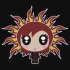 Flaming Ebony by psygon