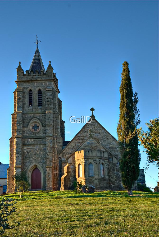 St Mary's Church - Harden-Murrumburrah by GailD